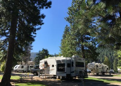 Pioneer RV Park in Quincy, CA
